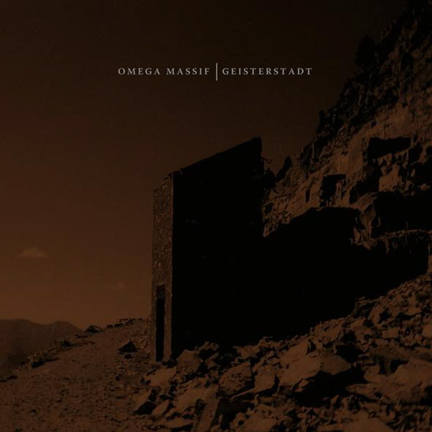 Omega Massif, Album-Cover