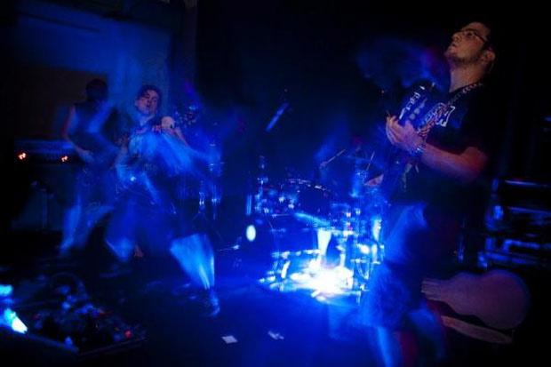 Omega Massif, live