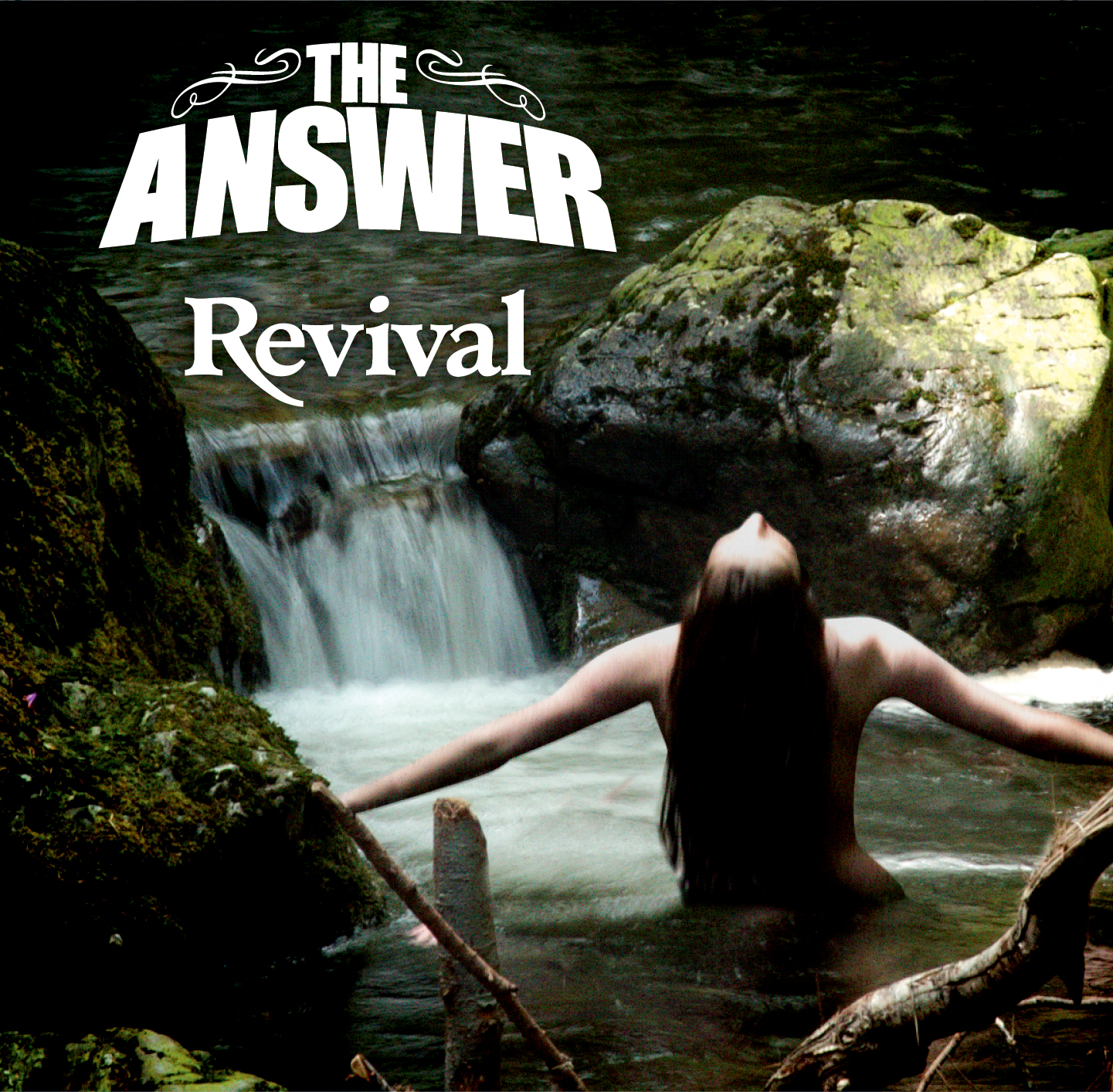 The Answer, Revival, Cover