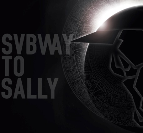 Subway To Sally, Schwarz In Schwarz, Cover