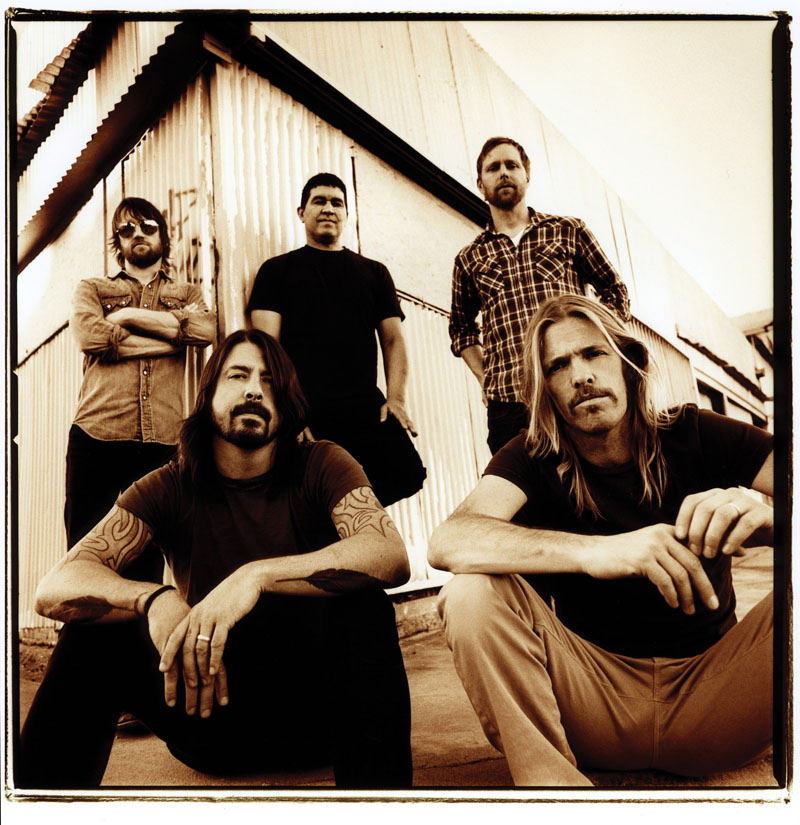 Foo Fighters, Promo Bild 2011