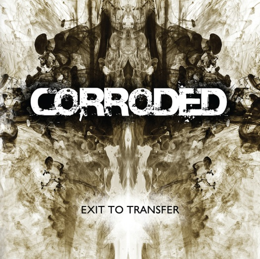 Corroded, Exit To Transfer, Cover