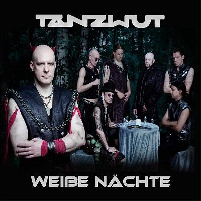 Tanzwut, Weisse Nächte, Cover