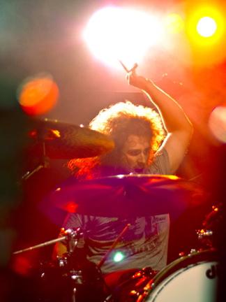 Black Stone Cherry, live, 14.11.11 Hamburg, Docks