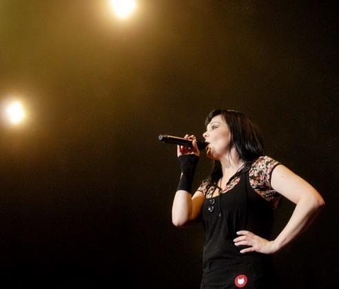 Nightwish live, Hamburg, 17.03.08
