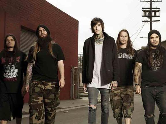 Suicide Silence, Promo Bild 2011