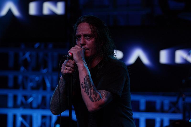 Pain, live, 05.10.2011 Hamburg, Markthalle