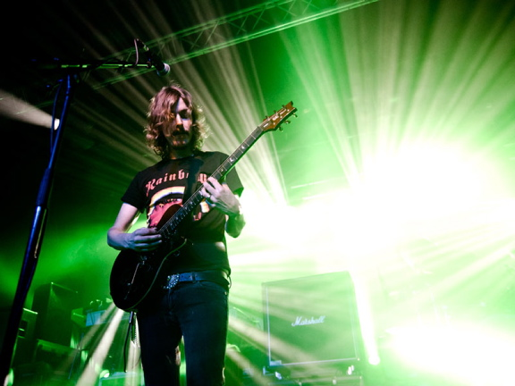 Opeth, live, 03.12.2011 Hamburg, Große Freiheit