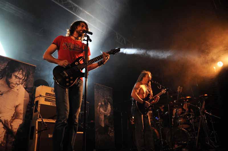 Pain Of Salvation, live, 03.12.2011 Hamburg, Große Freiheit