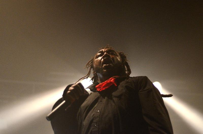 Skindred, live, Wacken 2011