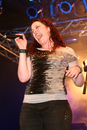 Autumn live, Wacken 2008