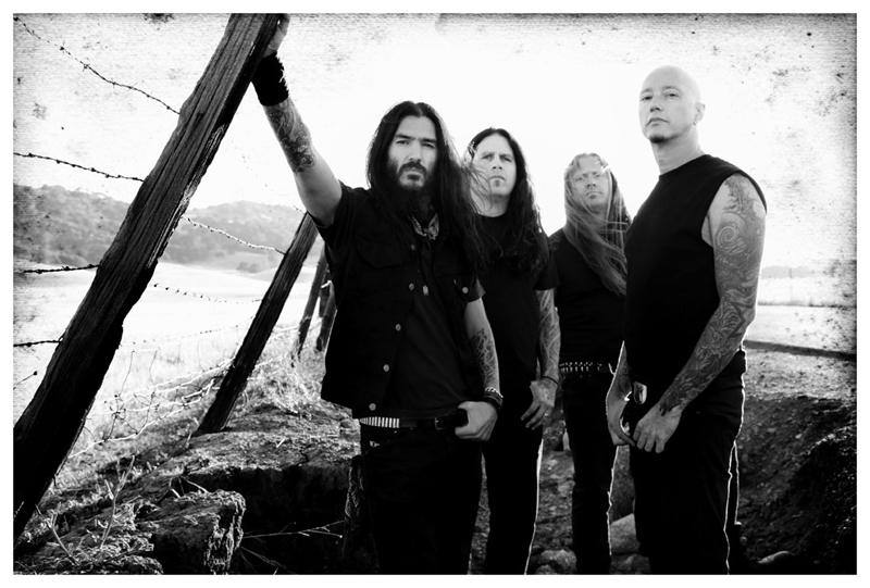 Machine Head, Promo Bild, 2011