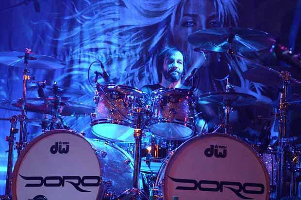 Doro, live, 10.12. München, Backstage Werk