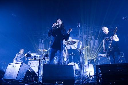 Eschenbach, live, 13.12.2011 Hamburg, Docks