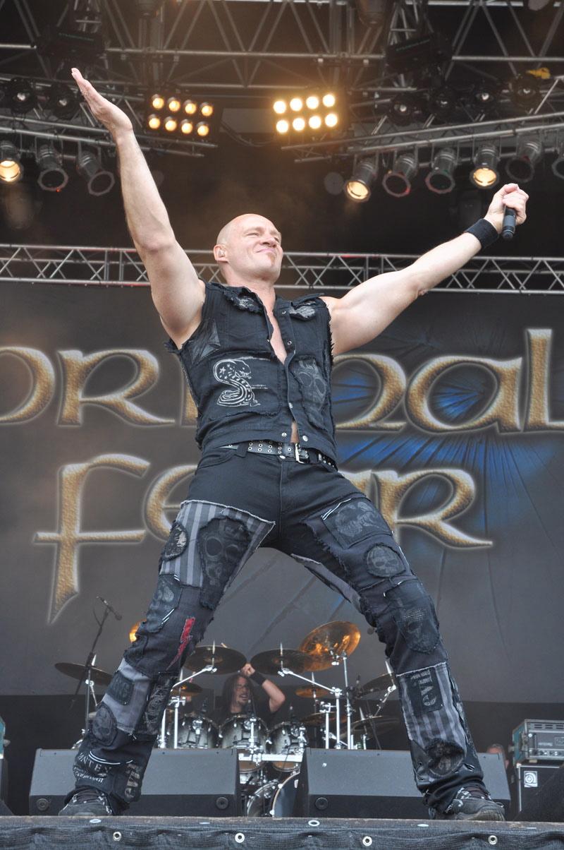 Primal Fear, live, Wacken 2011