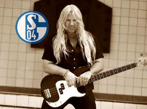 Mat Sinner, Fan von Schalke 04