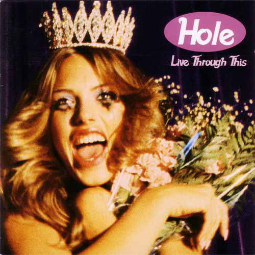 Hole, Live Through This, Cover