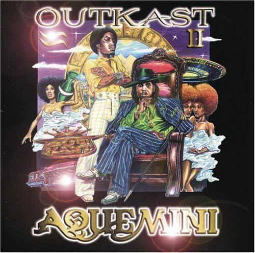 Outkast, Aquemini, Cover