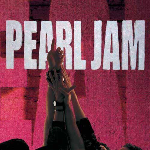 Pearl Jam, Ten, Cover