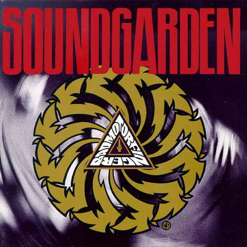 Soundgarden, Badmotorfinger, Cover