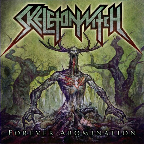 Skeletonwitch, Forever Abomination, Cover