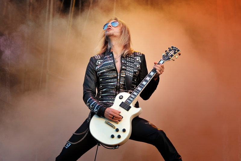Judas Priest, live, Wacken 2011