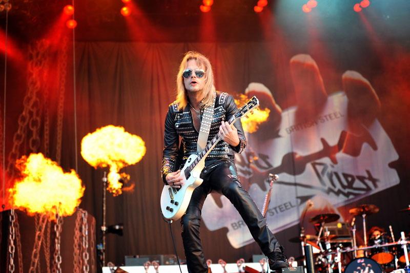Judas Priest, live, Wacken 2011