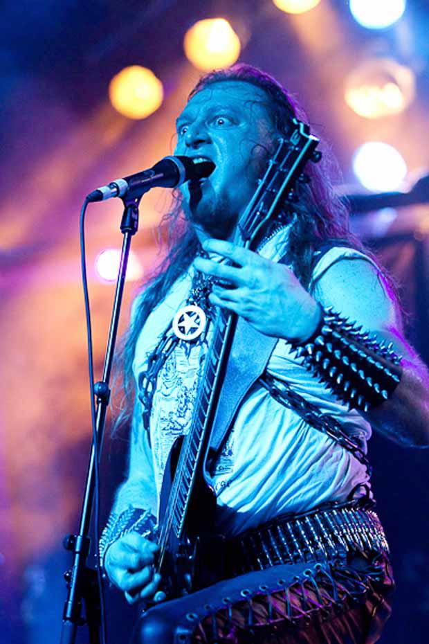 Azarath, live, 14.12.2011 Hamburg, Markthalle