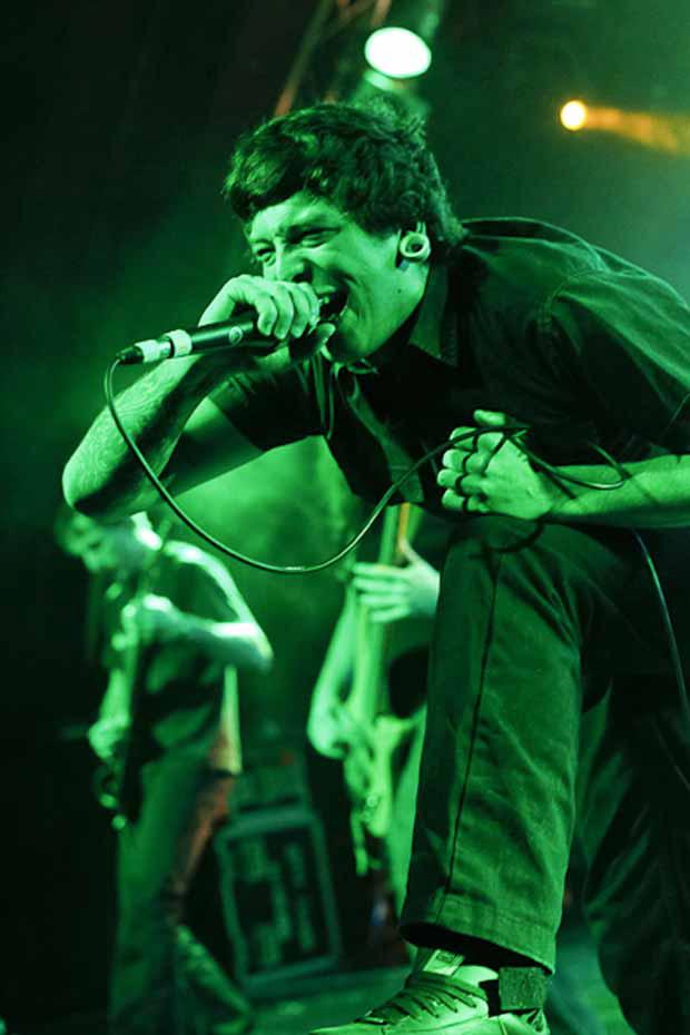 Lost Dreams, live, 14.12.2011 Hamburg, Markthalle