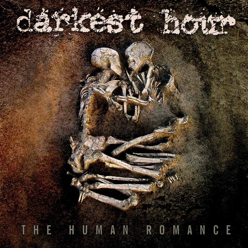 Darkest Hour, The Human Romance, Cover