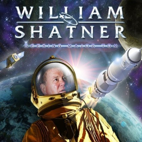 William Shatner und sein Rock-Album Seeking Major Tom