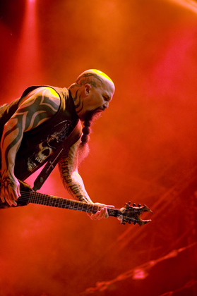 Slayer live, Wacken Open Air