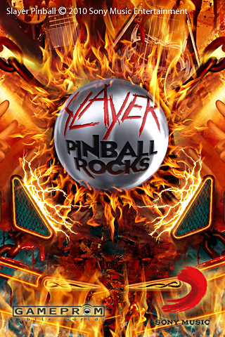 Slayer Pinball