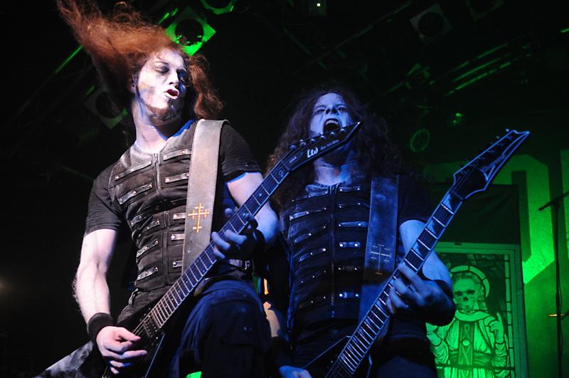 Powerwolf, live, 16.09.2011 Hamburg, Markthalle