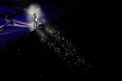 Metallica, live Berlin, 12.09.2008