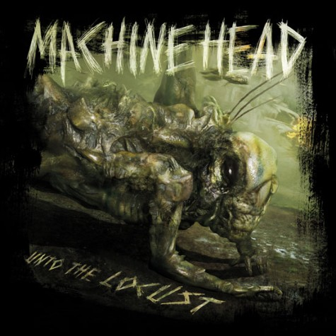 Machine Head, Unto The Locust, Cover