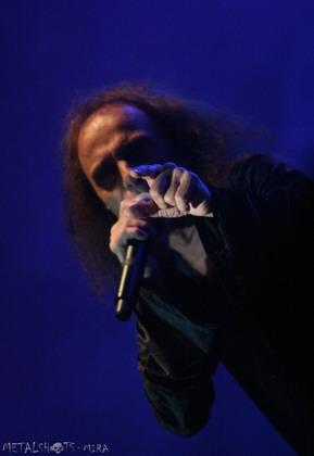 Ronnie James Dio live, Hellfest 2009