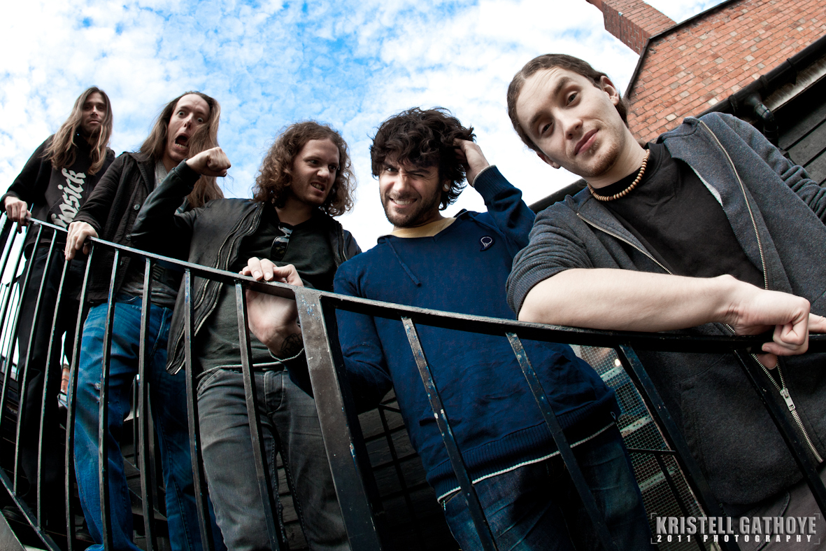 Tesseract, neues Line-Up 2011