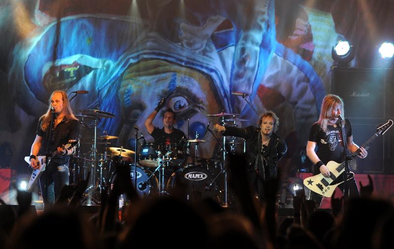 Edguy, live, 27.09.2011 Hamburg, Docks
