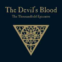 The Devil's Blood, The Thousandold Epicentre, Cover