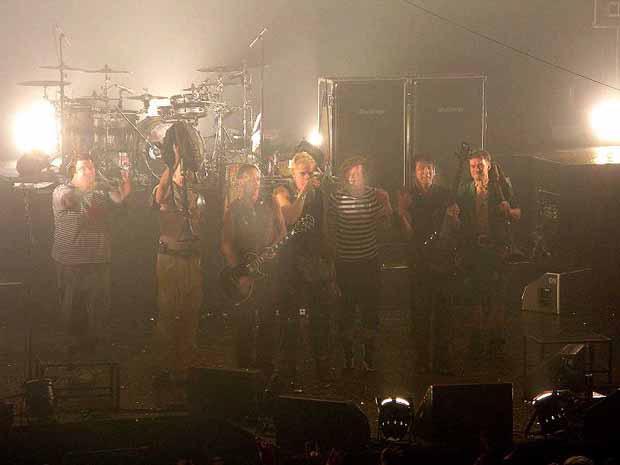 In Extremo, live, 28.12.11 Kaufbeuren, All-Karth Halle