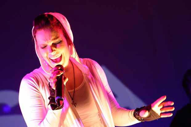 Nemesia, live, 28.12.11 Kaufbeuren, All-Karth Halle