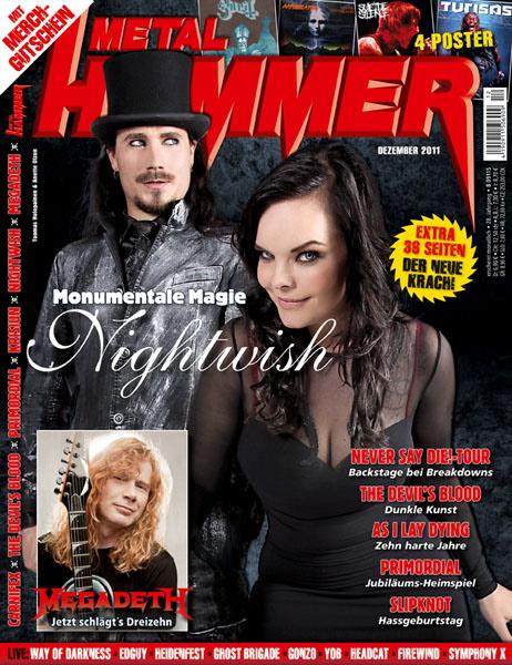 Metal Hammer, Dezember 2011