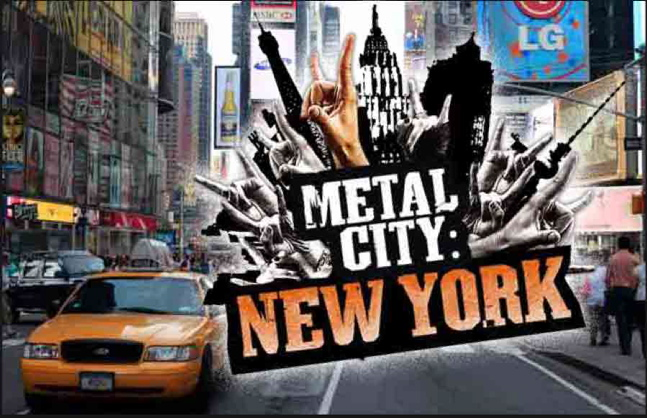 Metal City New York