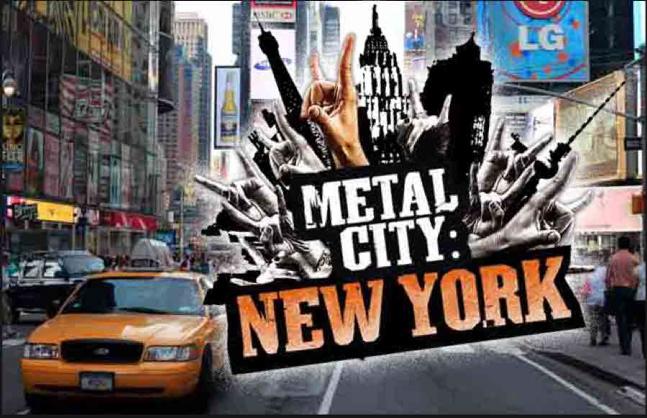 Metal City New York