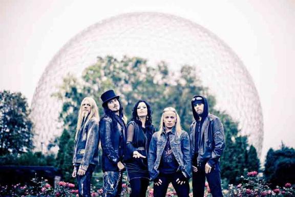 Nightwish, Promo Bild, 2011
