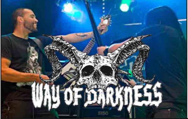 Way Of Darkness, Live-Bild