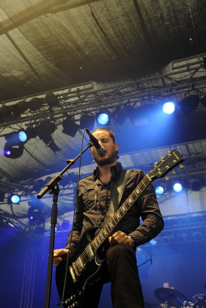 Shining, live, Wacken 2011