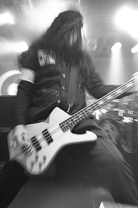 Arch Enemy, live, 20.12.2011 München, Backstage Werk