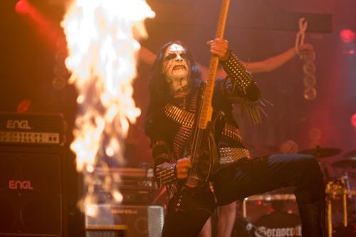 Gorgoroth live, Wacken Open Air 2008